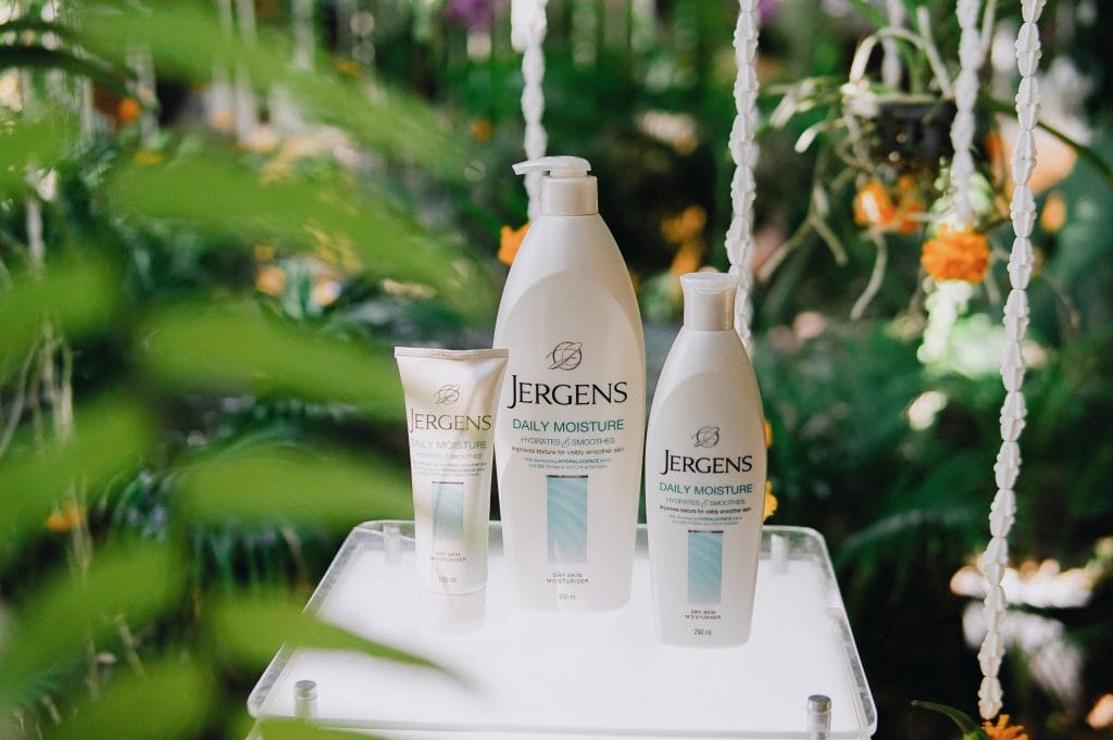 Jergens Daily Moisture Dry Skin