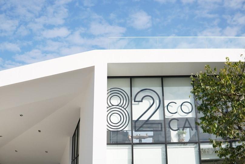 รีวิวคาเฟ่82 Conceptย่านบางนา เปิดใหม่ข้าง Central village