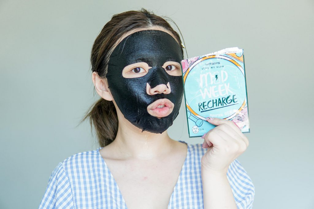 Mid-Week Recharge Purifying Mask