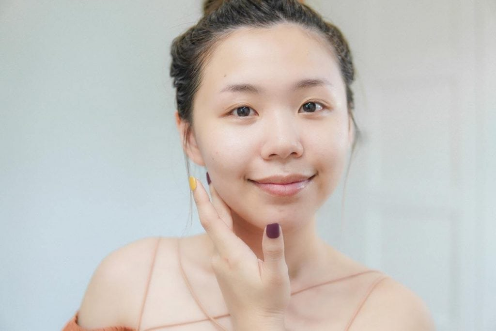 d program acne care รีวิว