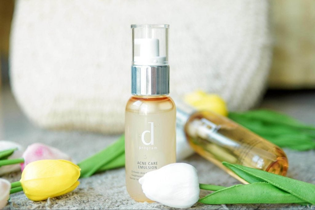 d program acne care Emulsion