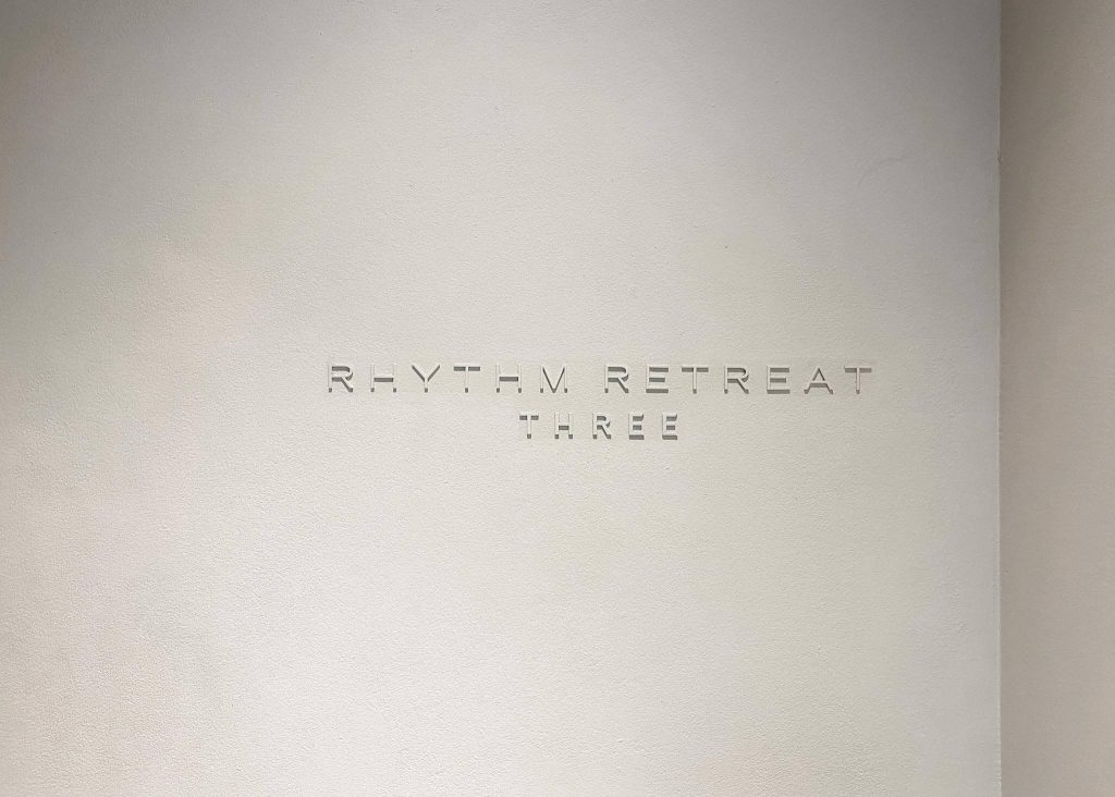 Rhytem petreat three